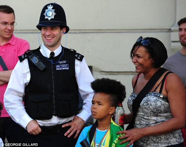 'Police officers will be mostly white for decades ...