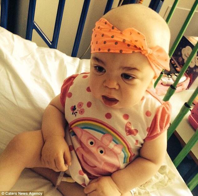 Dois anos Seren-Rose foi diagnosticado com mucopolissacaridose, o que atrasou o seu desenvolvimento e lhe causou a deteriorar-se lentamente