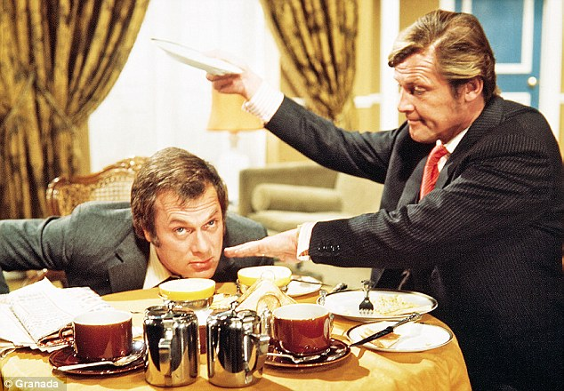 Tony Curtis was a terrific character and a gift as a co-star (in The Persuaders!), but he was what you might call 'very careful' with his money
