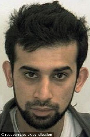 Razwan Razaq was jailed in 2010 for grooming young girls as part of the gang