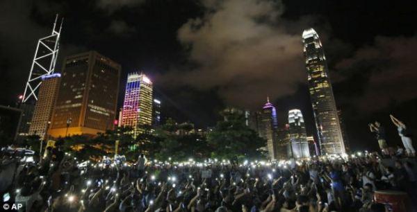 Hong Kong democracy activists threaten mass protests as ...