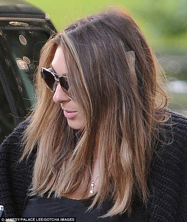 The Apprentices Luisa Zissman Has Visible Extensions