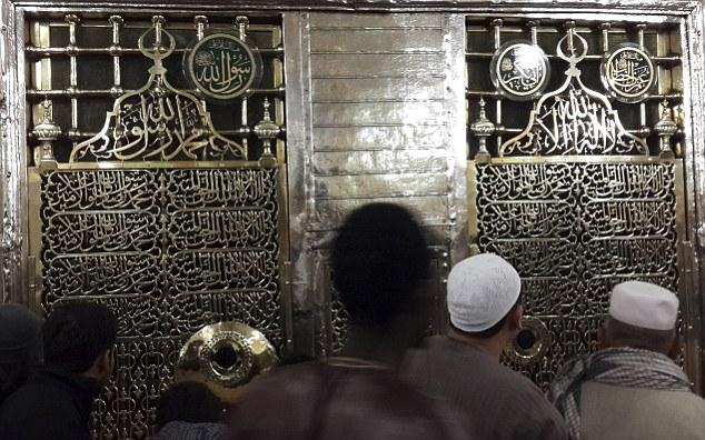 Ziarah ke Makam Nabi Muhammad SAW