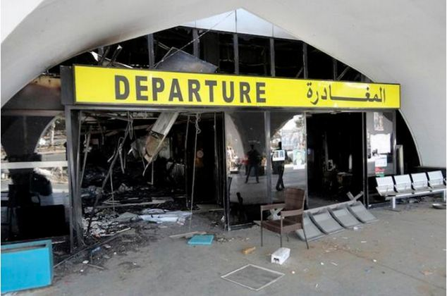 Libyan Dawn, an Al-Qaeda affiliated group, are now in control of part of Tripoli, as are Ansar al-Shariah, the group held responsible for the 2012 attack on the US embassy in Libya