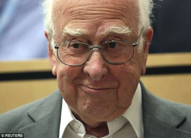 British scientist Peter Higgs predicted the  God Particle in the early 1960s but it was only found in 2012
