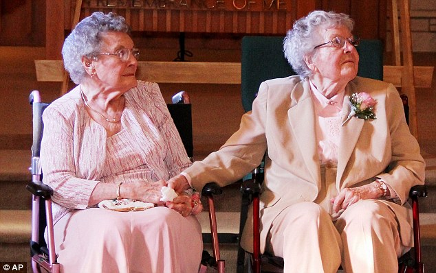 The Women Met In Their Hometown Of Yale Iowa While Growing Up