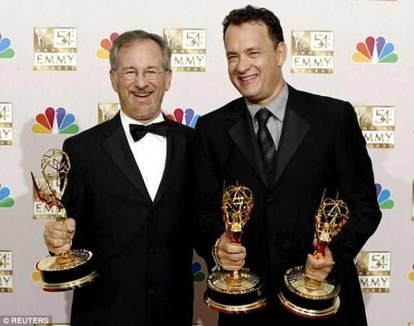 Tom Hanks reunites with Steven Spielberg for new Cold War ...