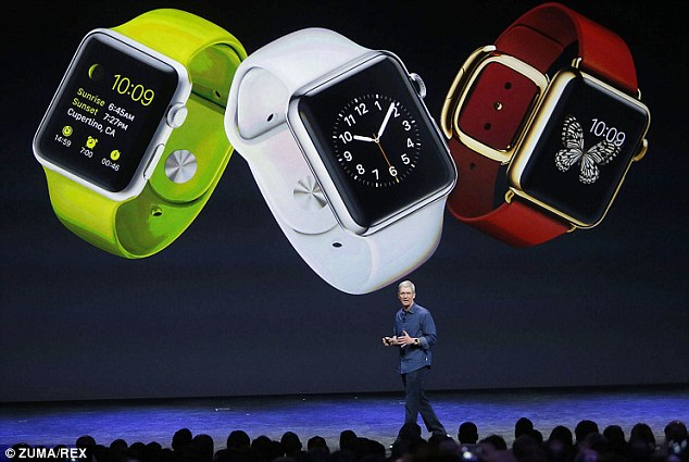 After a wait of more than two years, Apple has finally taken its first foray into the world of wearables with the unveiling of the Apple Watch