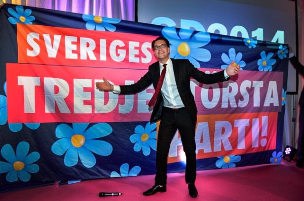 Sweden shifts to left in parliamentary election | Daily ...