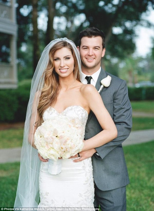 Katherine Webb And AJ McCarrons Wedding Pictures Finally
