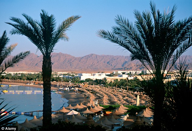 Isis has called on insurgents in Egypt's Sinai Peninsula - home to the tourist resort of Sharm el-Sheikh - on Monday to press ahead with attacks against Egyptian security forces