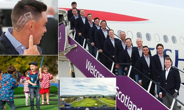 Ryder Cup worth over £100m as 250,000 head to Gleneagles ...