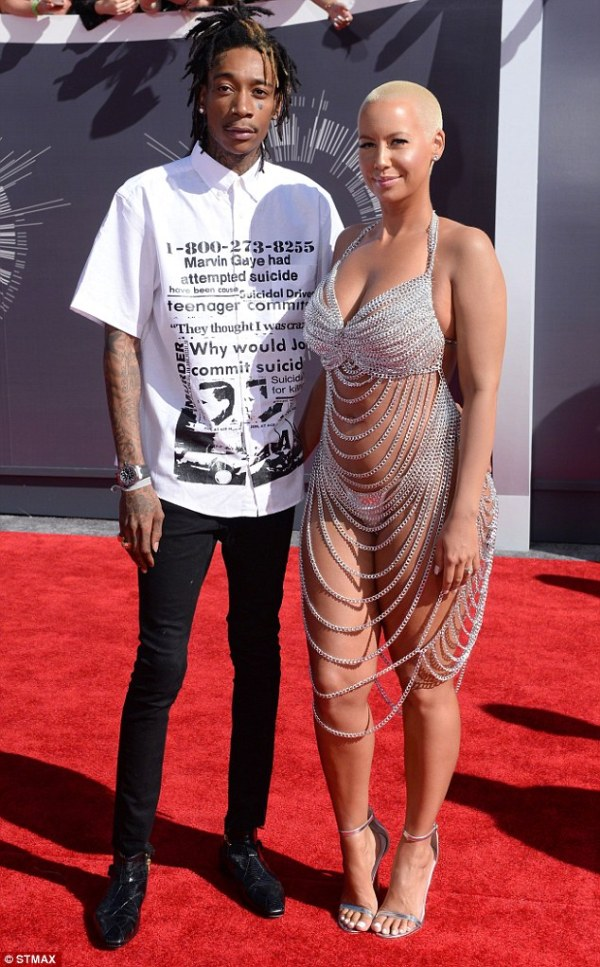 Amber Rose 'spending time with Nick Cannon' after filing ...