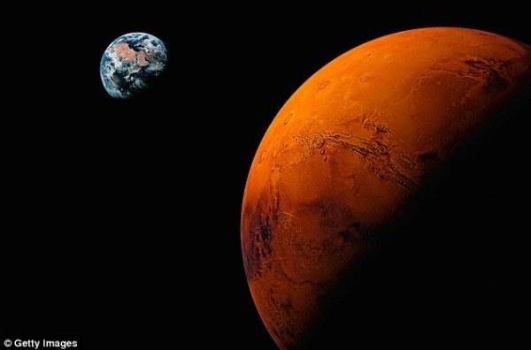 NASA's Mars Curiosity rover drills first hole into martian ...