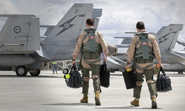 Australia to assist Coalition strikes on ISIS today but ...