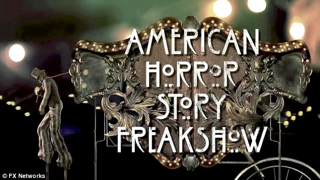 Image result for american horror story freak show title