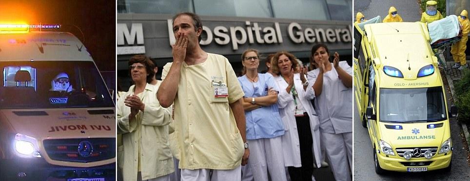 Spanish nurse contracts Ebola Virus | ozara gossip