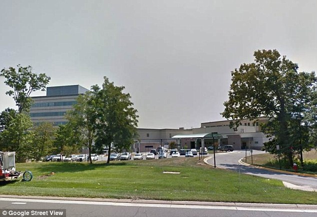 A Virginia inmate is being tested at Inova Loudon Hospital in Leesburg for Ebola. The unidentified woman had recently raveled from West Africa and was showing signs of the deadly disease, but officials say there a 'very low probability' she has the virus