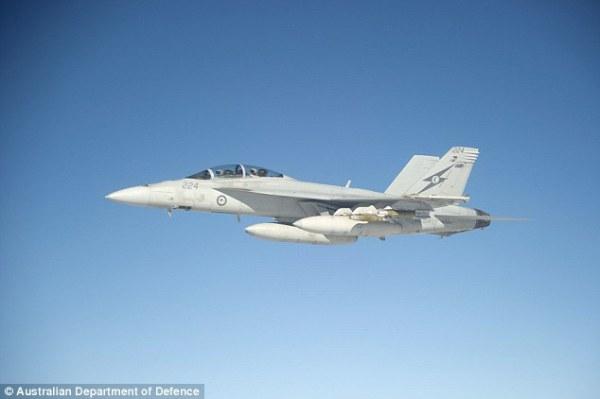 BREAKING NEWS: Australian fighter jets KILL Islamic State ...