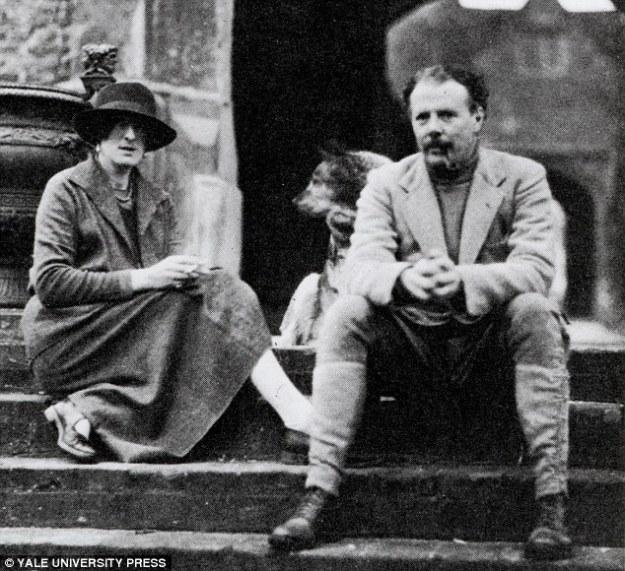 Harold Nicolson and Vita West