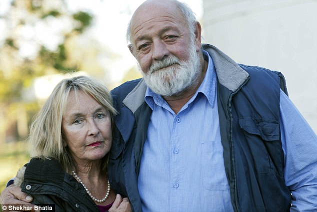 Reeva's parents June and Barry Steenkamp brought the family up to be Christians and have tried not to be bitter about their daughter's death. They are now establishing a domestic violence shelter in her name