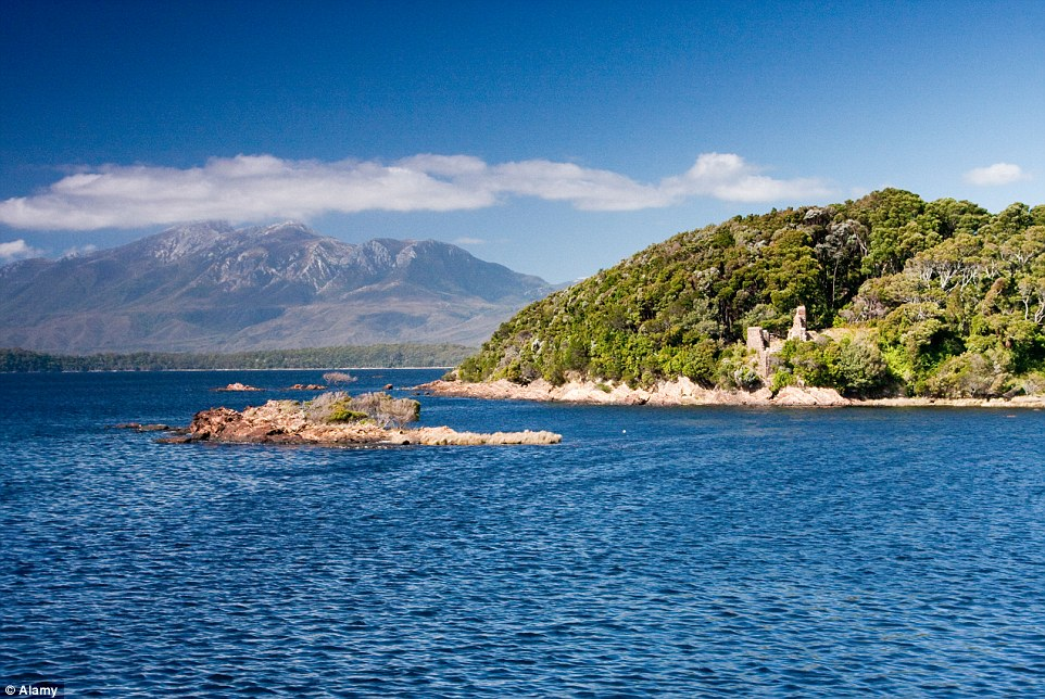 On Tasmania's west coast you will find Sarah Island, which is home to Macquarie Harbour Penal Station, a former British colonial penal settlemen