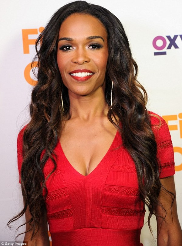 Destiny's Child member Michelle Williams at the Fix My ...