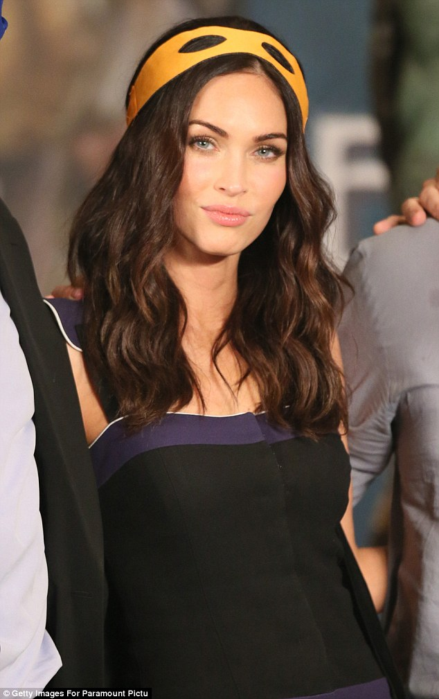 Megan Fox Looks Chic In A Little Black Outfit As She Dons