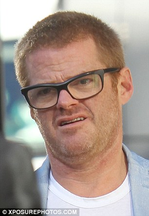 Heston Blumenthal Trades In Shaved Head For New Ginger