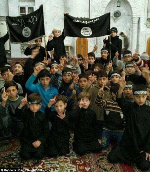 """the issue of the use of child soldiers by the islamic state """"many of the leaders and soldiers of [ansar al sharia] were from the first to pledge [bayat] in libya to the islamic state,"""" qahtani says and ansar al sharia """"continues to have men who wish to implement"""" sharia law in the manner advocated by the islamic state, qahtani claims."""