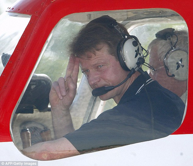 Leader of the Lithuanian 'order and justice' party, the former Soviet stunt pilot Rolandas Paksas (pictured), was President of Lithuania until he was impeached and removed from office for suspected Russian mafia links