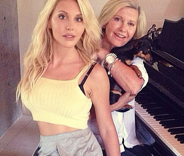 My Best Friend Chloe Lattanzi Posted An Instagram Shot On Sunday With Her