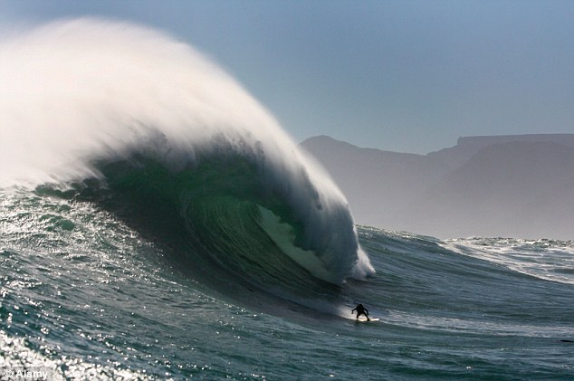 Cowabunga: Africa is poised to become the surfing capital of the world, according to the WTM report