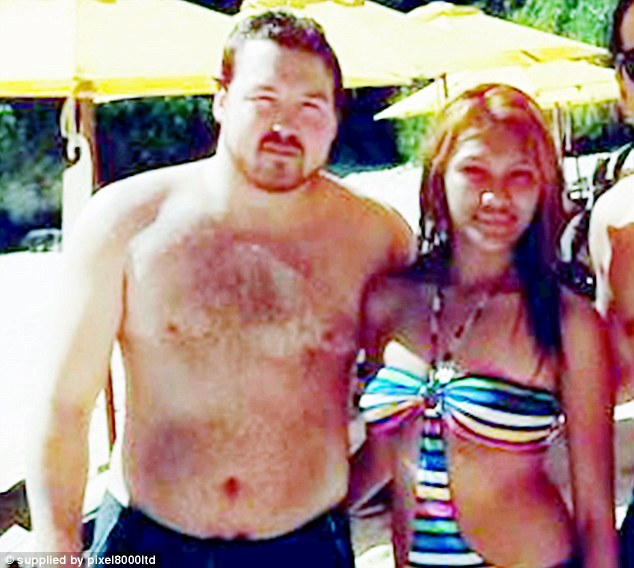 Lifestyle: Former public schoolboy and Cambridge graduate Rurik Jutting dated a string of beautiful Asian girls. He is accused of slaughtering two prostitutes in Hong Kong last week in an unexplained act of savagery
