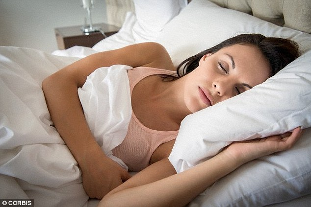 Among the factors determining brain age is whether or not a person gets between seven and eight hours (or more) sleep each night