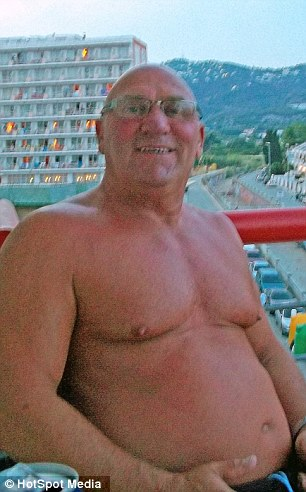 Grandfather Who Piled On Pounds After Retiring Becomes