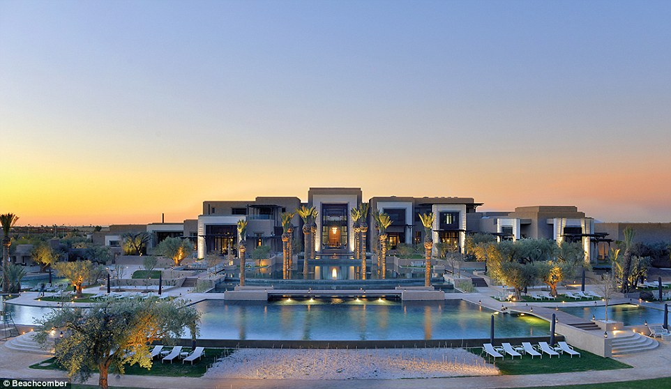 Royal Palm Marrakech In Morocco Is Beachcomber Bliss Meets