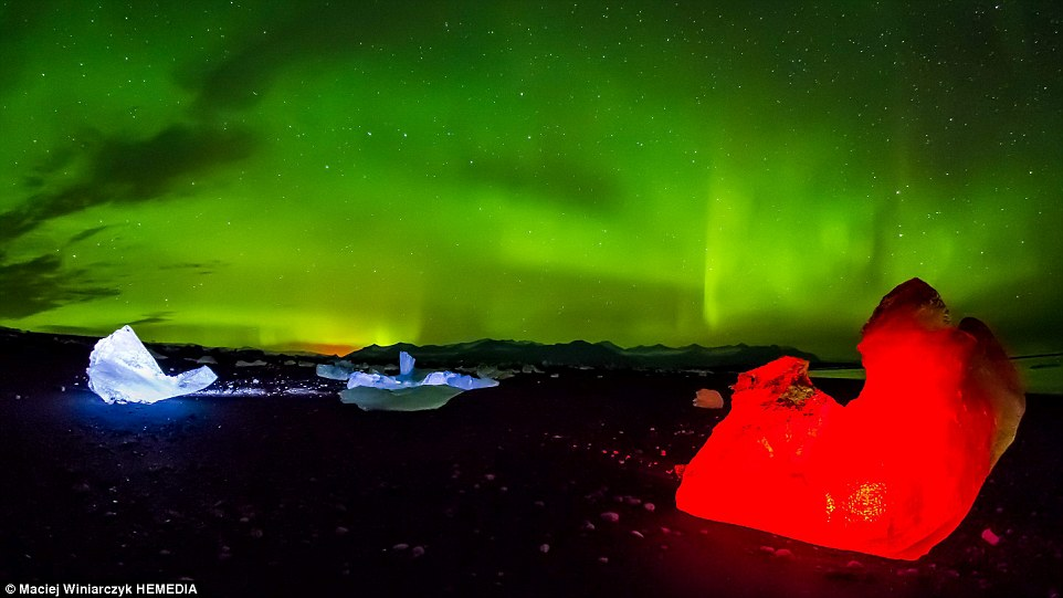 Best Way See Northern Lights