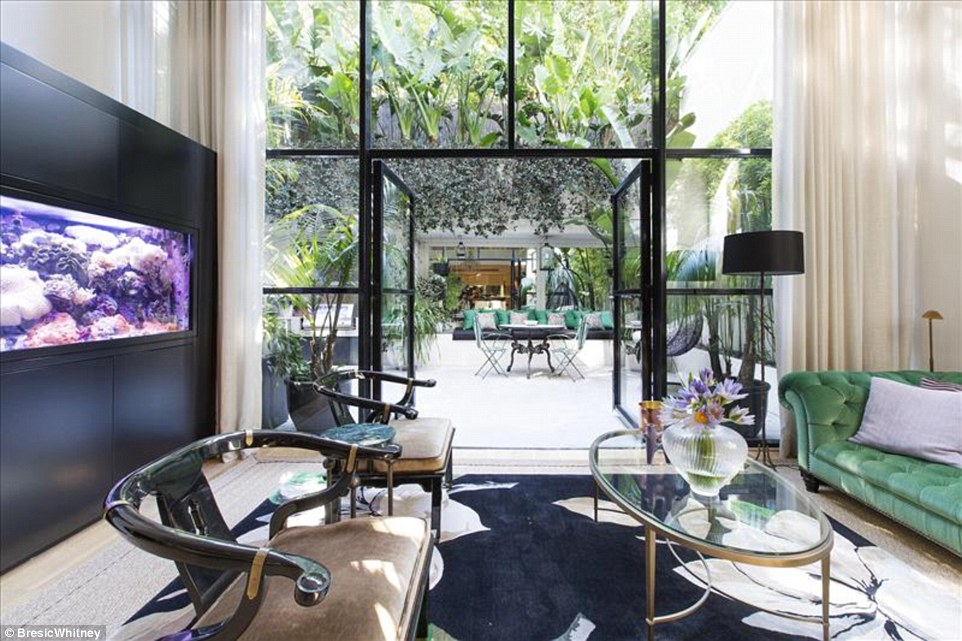 Is This The Most Glamorous Apartment In Sydney Loft Style