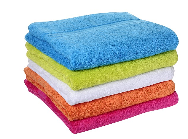 Towels could be the most germ-riddled part of your home, experts have warned. This is because they retain moisture for long periods of time - allowing the bacteria to survive - and are used in the kitchen and bathroom
