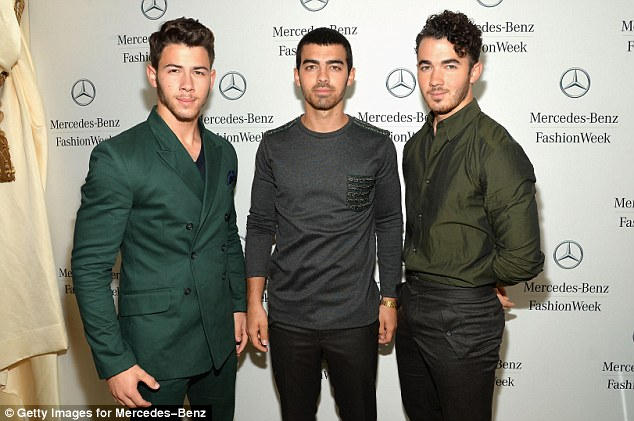 Different directions:The Disney stars, pictured last year, originally bought the home back in 2008 to be a place for their family, but with their careers taking them in different directions the house never got a chance to become a full time home