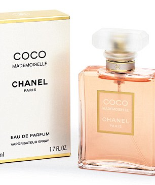 Bargain expert says £4 Lidl perfume smells just like Chanel's Coco Mademoiselle (pictured)