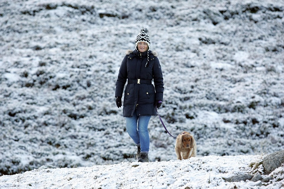 Forecasts of wintry weather and snow for England come as we near the end of a year that has recorded exceptionally mild months