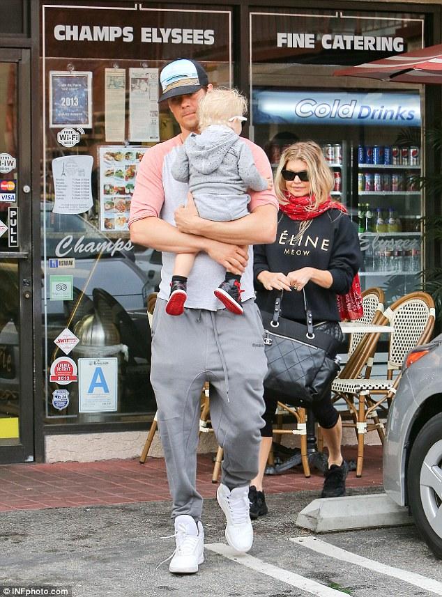 Josh Duhamel Fergie Baby Boy