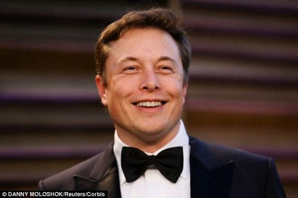 Elon Musk previously linked the development of autonomous, thinking machines, to 'summoning the demon'