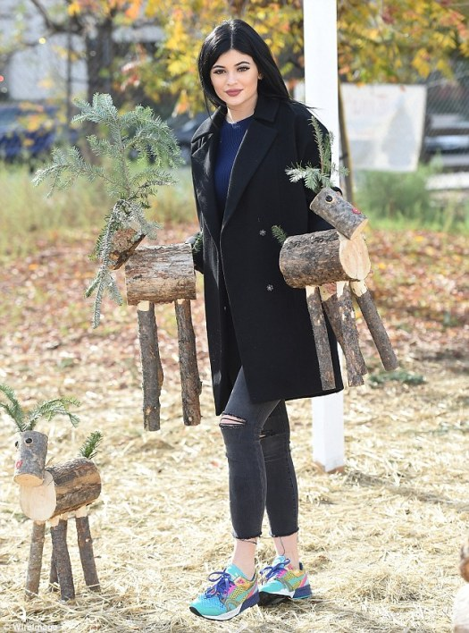 Image result for Kylie Jenner's rumoured pregnancy