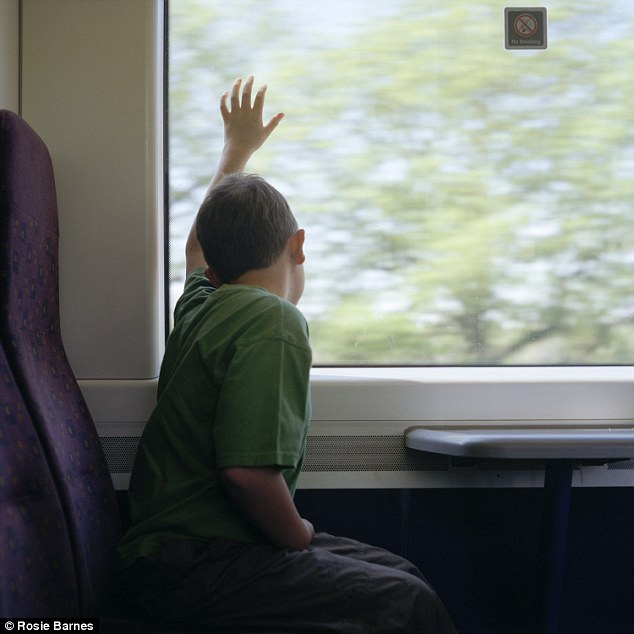 'If I jump up and down on a train, I'm in the same place, but everyone else has moved on,' said one anonymous person on the autism spectrum quoted in the new book