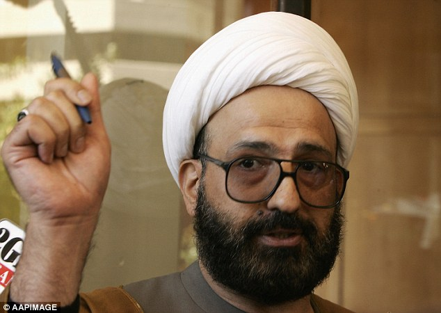 Gunman: Self-styled Iranian sheikh Man Haron Monis demanded police officers bring him an ISIS flag in a chilling phone call to a local radio station.