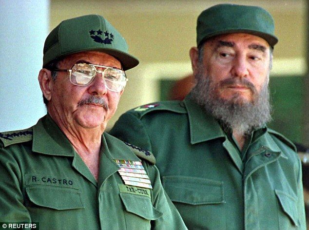 Image result for fidel castro brother