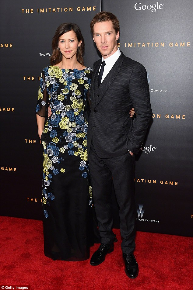 Marital home: The potential move to America comes after the actor proposed to director Sophie Hunter last month
